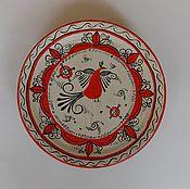 Русский стиль handmade. Livemaster - original item Mezen bird. Handmade.