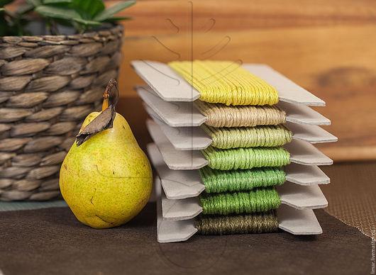 Шитье ручной работы. Ярмарка Мастеров - ручная работа. Купить Льняной плетеный шнур, 2 мм,  7 цветов. Handmade.