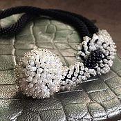 Украшения handmade. Livemaster - original item Beaded necklace. Handmade.
