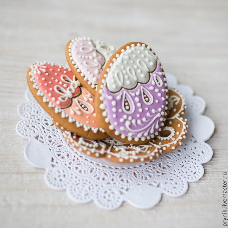 Gingerbread Easter Filigrane, Gingerbread Cookies Set, St. Petersburg,  Фото №1