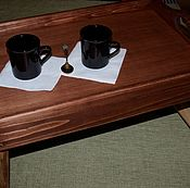 Для дома и интерьера handmade. Livemaster - original item Tray table. Handmade.