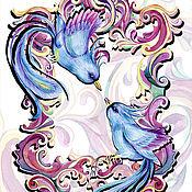 Дизайн и реклама ручной работы. Ярмарка Мастеров - ручная работа Логотип для организатора свадебных торжеств. Handmade.