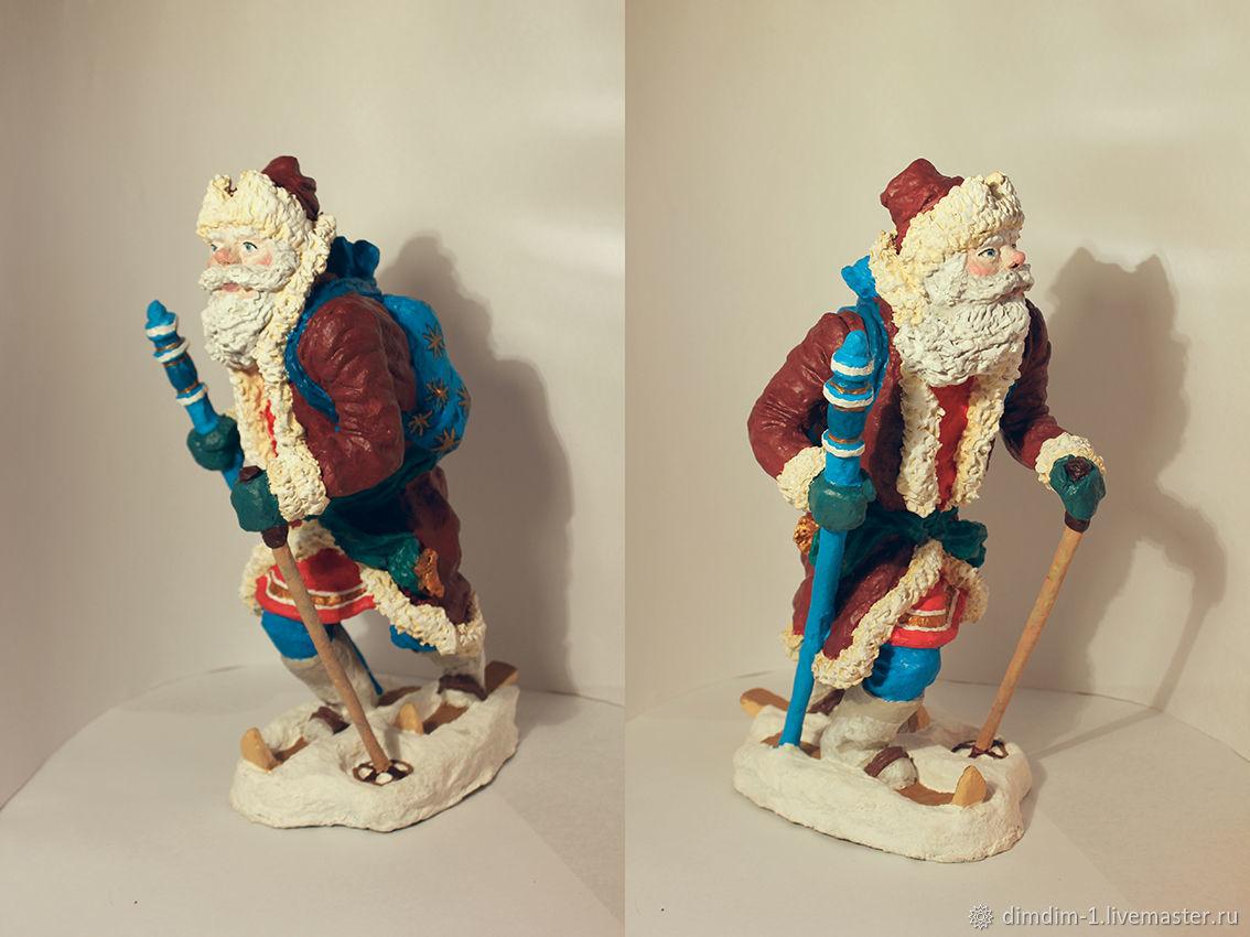 Дед Мороз, Дед Мороз и Снегурочка, Москва,  Фото №1