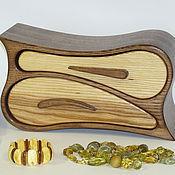 Для дома и интерьера ручной работы. Ярмарка Мастеров - ручная работа мини-комодик. Handmade.