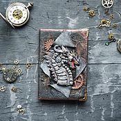 Сумки и аксессуары handmade. Livemaster - original item Passport cover from the series