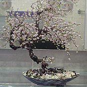 Для дома и интерьера ручной работы. Ярмарка Мастеров - ручная работа сакура. Handmade.