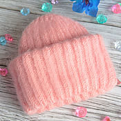 Аксессуары handmade. Livemaster - original item Hat Takori women`s winter