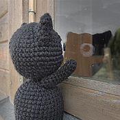 Куклы и игрушки ручной работы. Ярмарка Мастеров - ручная работа Дворовый кот. Handmade.