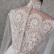 Свадебный салон handmade. Livemaster - original item Boho wedding dress for Alena. Handmade.