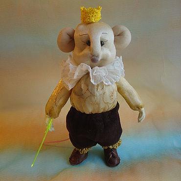 Куклы и игрушки ручной работы. Ярмарка Мастеров - ручная работа Принц Мышкин. Handmade.
