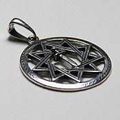 Фен-шуй и эзотерика handmade. Livemaster - original item Sword an edge down in Ingliya`s star. Handmade.