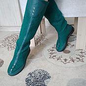 Обувь ручной работы handmade. Livemaster - original item Felted boots. Handmade.