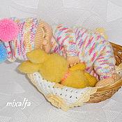 Куклы и игрушки ручной работы. Ярмарка Мастеров - ручная работа Сонюшка. Handmade.