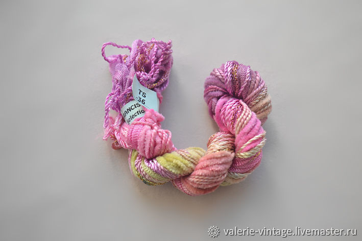 Mix of 5 different threads for embroidery (№36), Thread, Moscow,  Фото №1