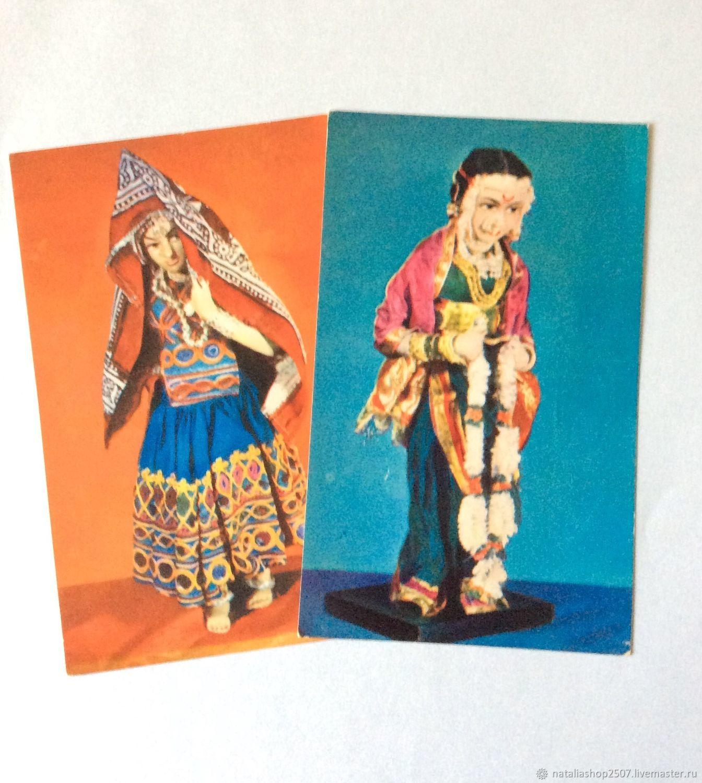Картинки, открытки индийские куклы