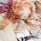"""Куклы и игрушки ручной работы. Ярмарка Мастеров - ручная работа """"Коралина"""". Авторская текстильная кукла.. Handmade."""