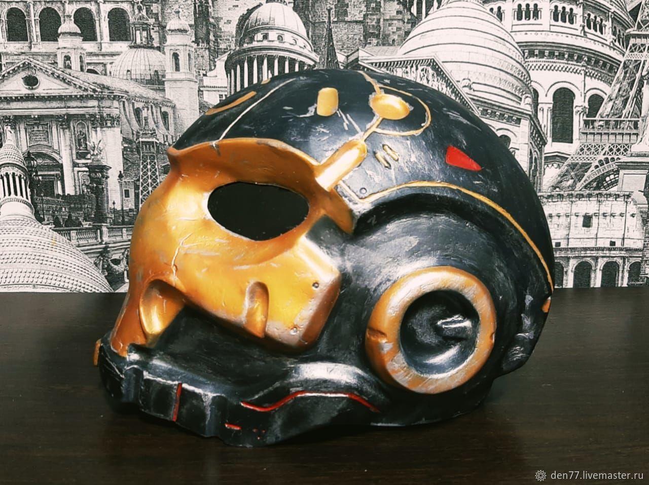 Копия работы  Боевой шлем, Доспехи, Альметьевск, Фото №1