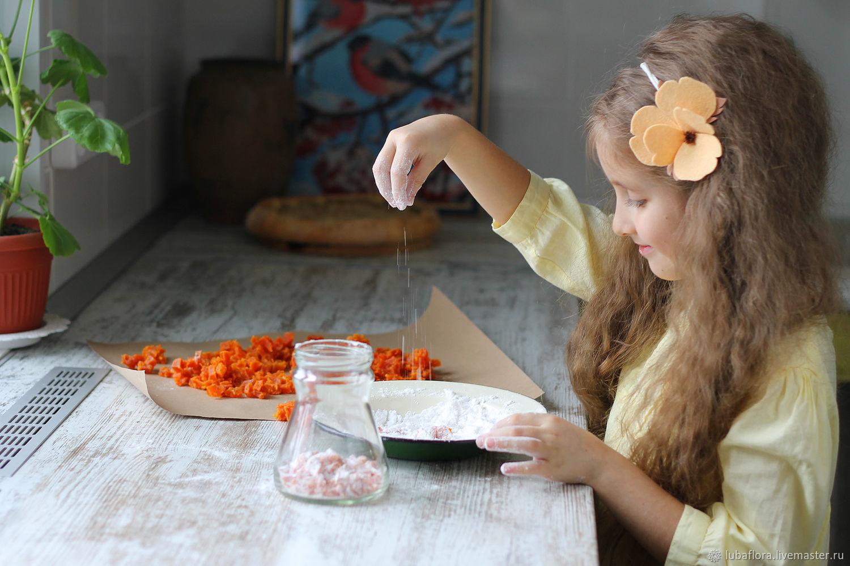 Повязка с фетровым цветком Фиалка / выбери цвет, Реквизит для детской фотосессии, Волгоград,  Фото №1