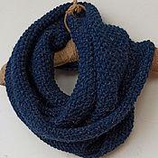 Аксессуары handmade. Livemaster - original item Snood Winter evening handmade. Handmade.
