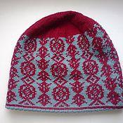 Одежда ручной работы. Ярмарка Мастеров - ручная работа Зимняя шапка. Handmade.