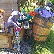 """Куклы и игрушки ручной работы. Ярмарка Мастеров - ручная работа Театр кукол """"Кузнечик"""". Handmade."""