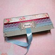 Открытки handmade. Livemaster - original item The Envelope
