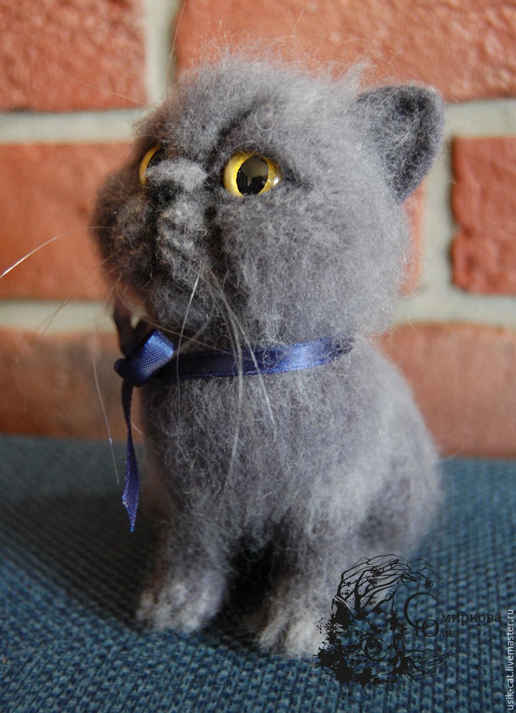 Как сделать из кошачьей шерсти 173