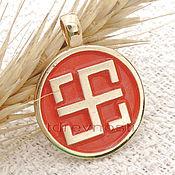 Фен-шуй и эзотерика handmade. Livemaster - original item Vseslavich,Slavic amulets,charms,enamel. Handmade.