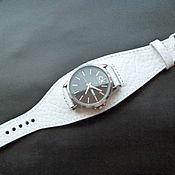 """Аксессуары ручной работы. Ярмарка Мастеров - ручная работа ремешок на часы """"молодёжный"""". Handmade."""