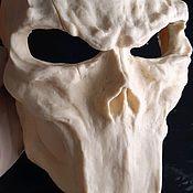 Маски персонажей ручной работы. Ярмарка Мастеров - ручная работа Маска череп. Handmade.