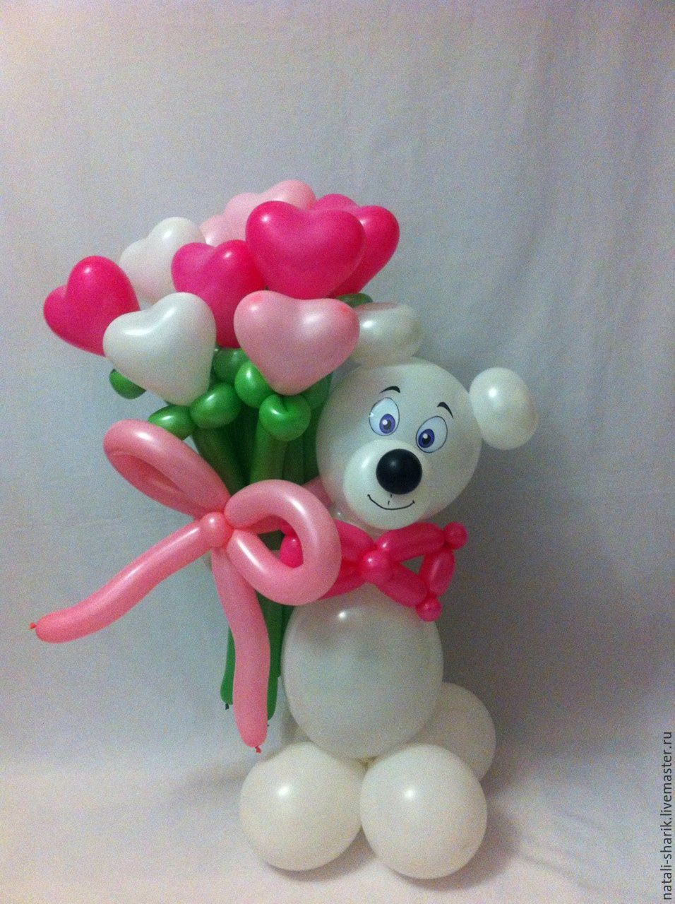 Воздушные шары с сюрпризами и приколами - подарок на все 80