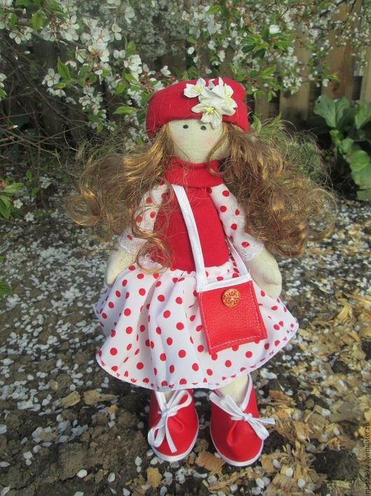 Коллекционные куклы ручной работы. Ярмарка Мастеров - ручная работа. Купить текстильная кукла для интерьера, коллекции и игры). Handmade.