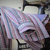 Одежда ручной работы. Ярмарка Мастеров - ручная работа Стеганный жакет toujour - на каждый день-2. Handmade.