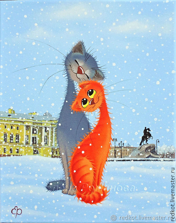 Репродукции моих работ на холсте 18х24, Картины, Санкт-Петербург,  Фото №1