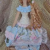 Куклы и игрушки handmade. Livemaster - original item pearl shabby. Handmade.