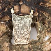 Украшения ручной работы. Ярмарка Мастеров - ручная работа Кулон Африканский. Handmade.