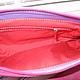 Женские сумки ручной работы. Сумочка клатч из натуральной замши и кожи. Болотные цветы. ukla. Ярмарка Мастеров.