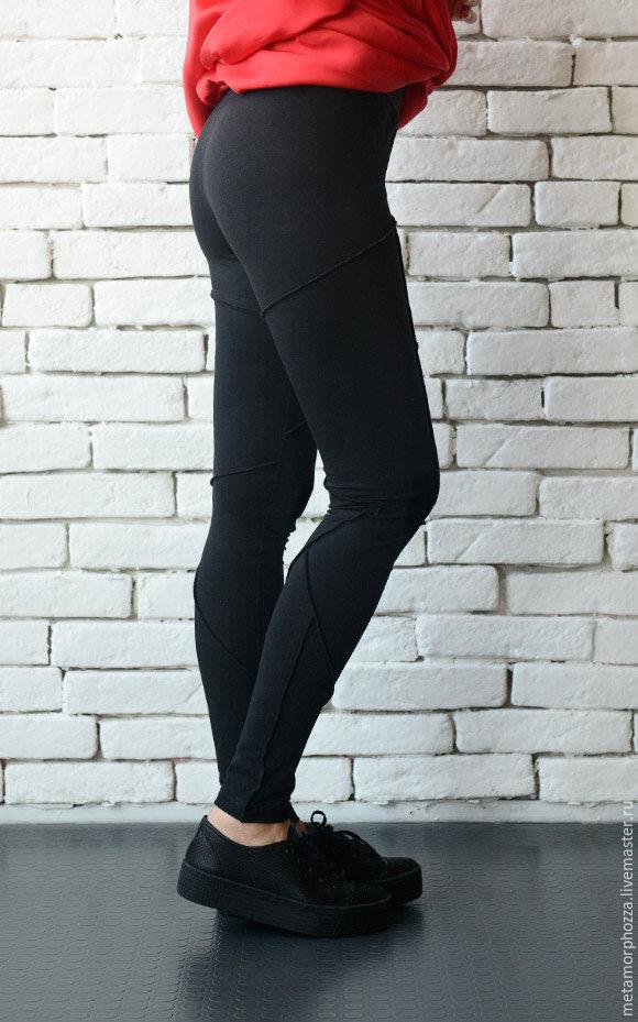93345e2a61203 Черные лосины, черные штаны – купить в интернет-магазине на Ярмарке ...