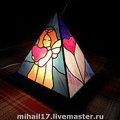 """Для дома и интерьера ручной работы. Ярмарка Мастеров - ручная работа светильник """"Ангел"""". Handmade."""