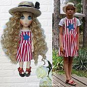 Куклы Тильда ручной работы. Ярмарка Мастеров - ручная работа Кукла по фото. Handmade.