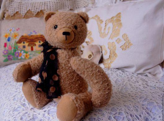 Мишки Тедди ручной работы. Ярмарка Мастеров - ручная работа. Купить Тимошка. Handmade. Коричневый, подарок на любой случай