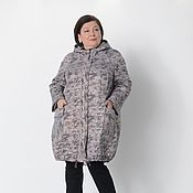 Одежда handmade. Livemaster - original item Jacket camouflage with hood. Art. 1759. Handmade.