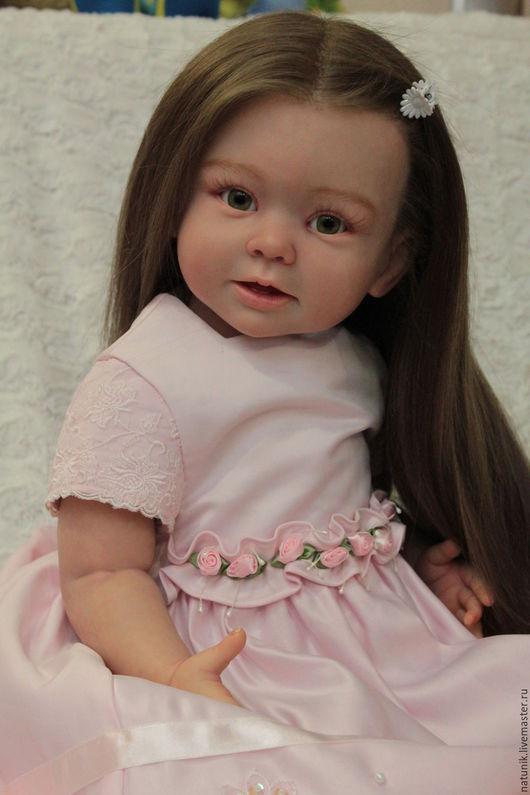 Куклы-младенцы и reborn ручной работы. Ярмарка Мастеров - ручная работа. Купить кукла реборн Валерия. Handmade. Золотой