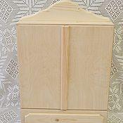 Для дома и интерьера ручной работы. Ярмарка Мастеров - ручная работа Шкаф для ключей. Handmade.