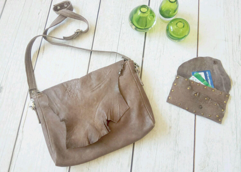 28bcc3195842 Женские сумки ручной работы. Ярмарка Мастеров - ручная работа. Купить  Кожаная сумка в стиле ...