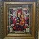 Иконы ручной работы. Ярмарка Мастеров - ручная работа. Купить ,, Неувядаемый цвет,,. Handmade. Ярко-красный, христианство, бисер