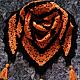 Шали, палантины ручной работы. Ярмарка Мастеров - ручная работа. Купить Шейный платок (бактус). Handmade. Аксессуары