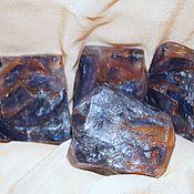 Soap handmade. Livemaster - original item Soap-stone Timan agate (stone soap). Handmade.