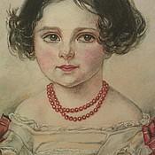 Картины и панно ручной работы. Ярмарка Мастеров - ручная работа знатные дамы 19 века. Handmade.