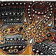 """Декоративная посуда ручной работы. Декоративная тарелка """"Кейпа"""". Ия Лямкина (Coloriya). Ярмарка Мастеров. Ручная роспись, лучший подарок"""